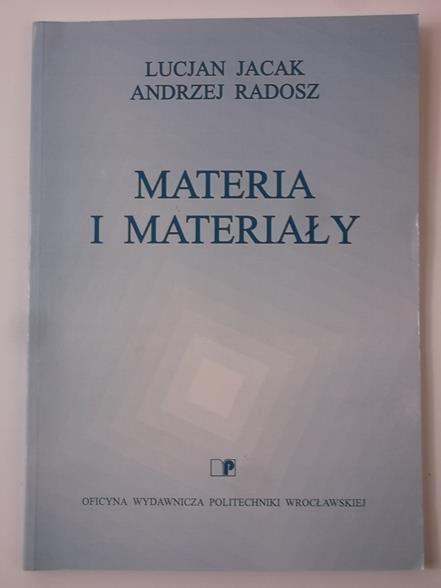 Materia i materiały