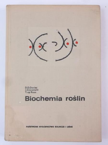 Davis D. D. - Biochemia roślin