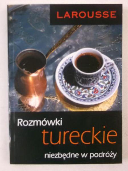 Chmielowska Danuta - Rozmówki tureckie niezbędne w podróży