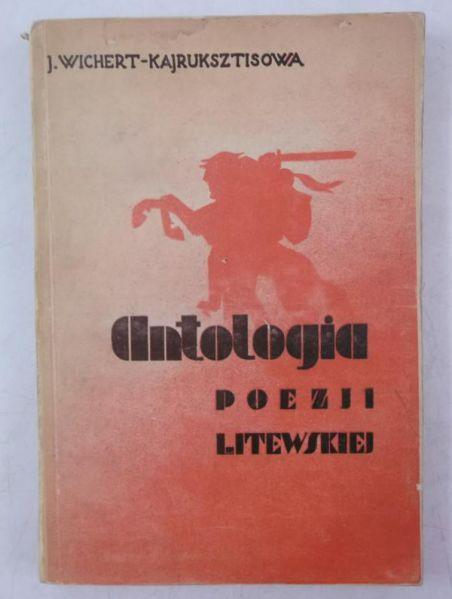 Antologia poezji litewskiej