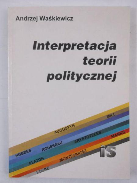 Interpretacja teorii politycznej