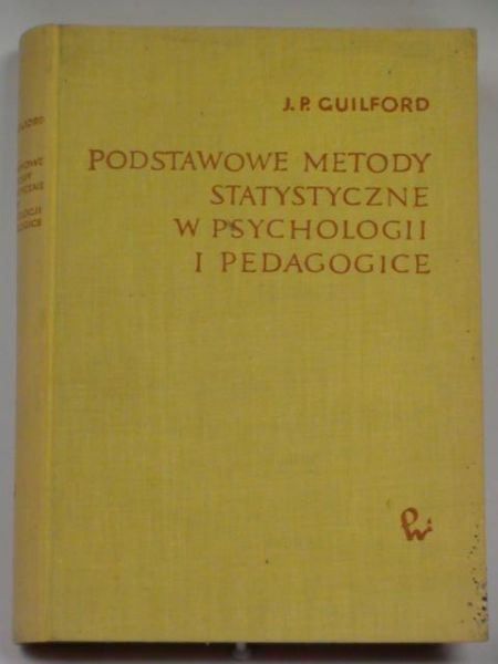Podstawowe metody statystyczne w psychologii i pedagogice