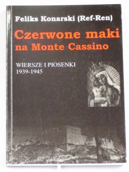 Czerwone Maki Na Monte Cassino Wiersze I Piosenki 1939 1945
