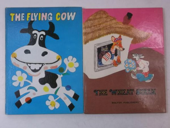 The Wheat Stalk / The Flying Cow