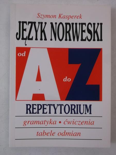 Język norweski od A do Z. Repetytorium