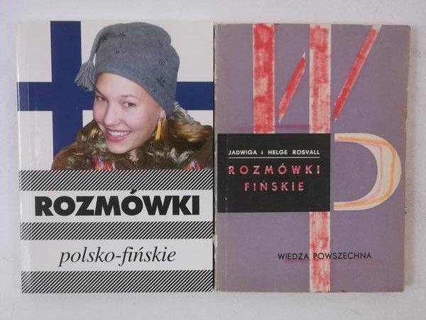 Rozmówki fińskie/ Rozmówki polsko-fińskie