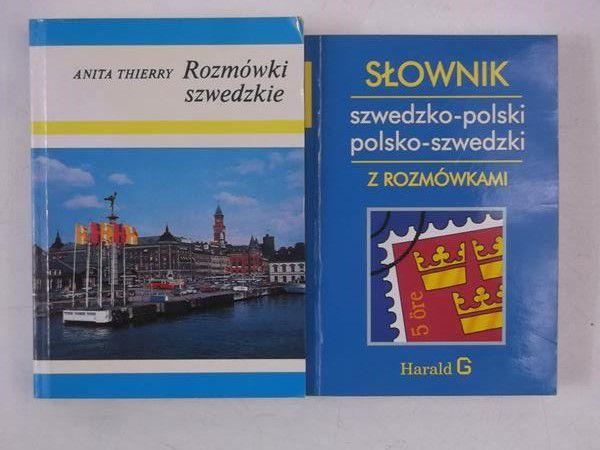 Słownik szwedzko-polski, polsko-szwedzki z rozmówkami/Rozmówki szwedzkie