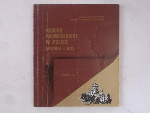 Adamczuk Lucjan (red.) - Kościół prawosławny w Polsce
