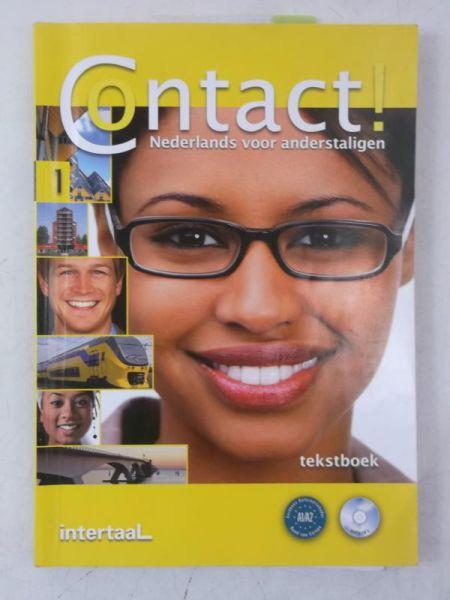 Contact! Nederlands voor anderstaligen + 2 płyty CD, Teksboek