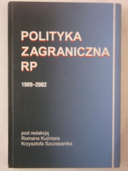 Polityka zagraniczna RP 1989-2002