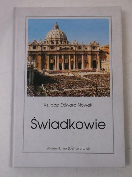 Nowak Edward - Świadkowie