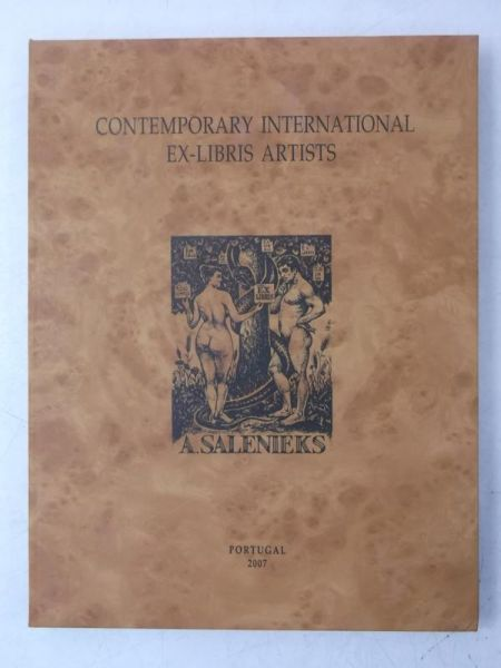 Mario Artur - Contemporary International Ex-libris Artists, Vol. 8
