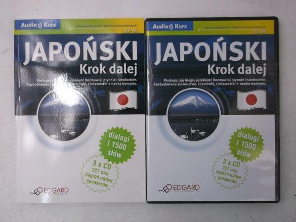 Japoński. Krok dalej + CD