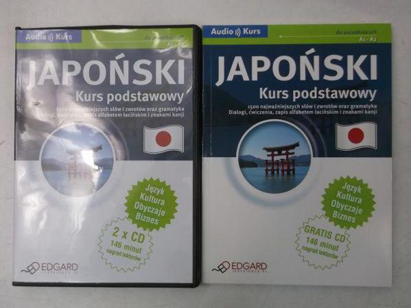 Japoński. Kurs podstawowy + CD