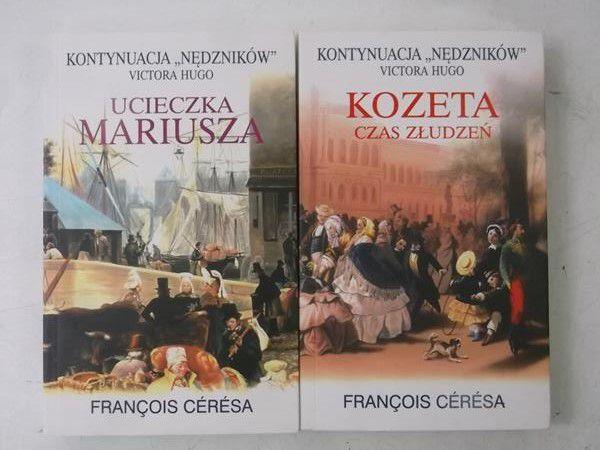 Ucieczka Mariusza / Kozeta