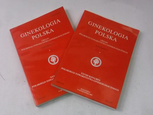 Ginekologia polska, Suplement I-II