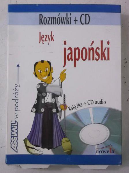 Język japoński. Rozmówki + CD
