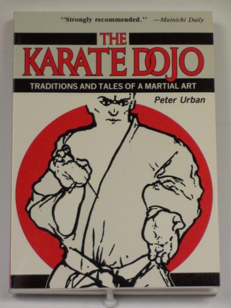 The Karate Dojo Peter Urban 14 00 Zł Tezeusz Pl border=