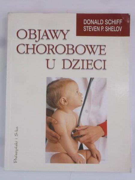 Objawy chorobowe u dzieci