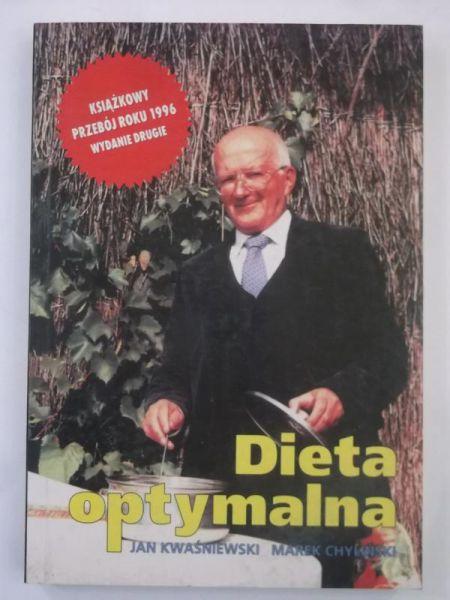 Dieta Optymalna Jan Kwasniewski 10 50 Zl Tezeusz Pl