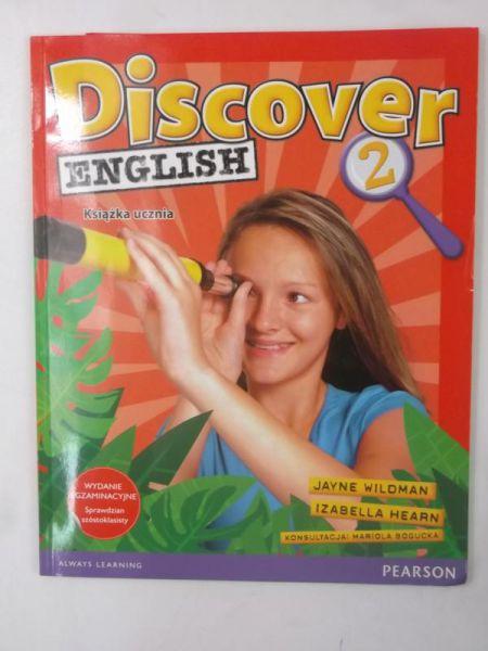 Discover English 2. Zeszyt ćwiczeń