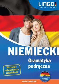 Niemiecki Gramatyka podręczna + CD