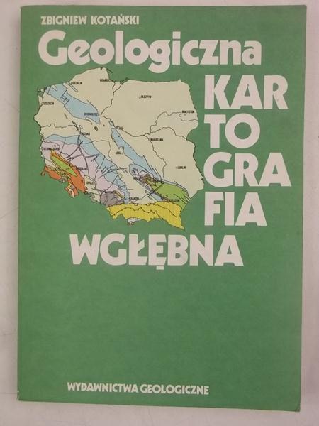 Geologiczna kartografia wgłębna