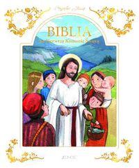 Przyjąłem Jezusa Biblia na Pierwszą Komunię Świętą