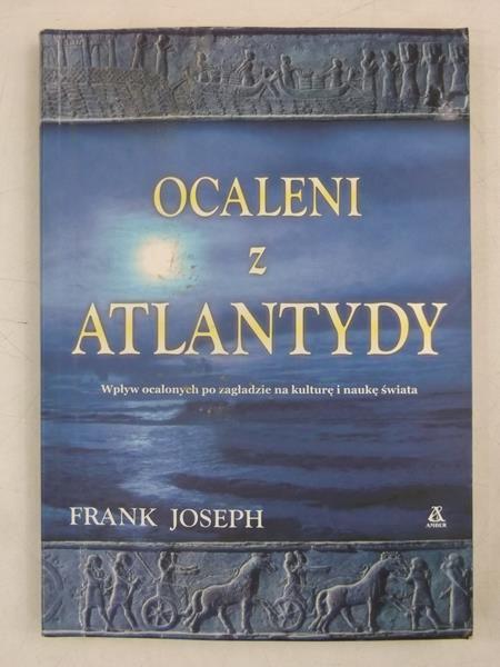 Joseph Frank - Ocaleni z Atlantydy