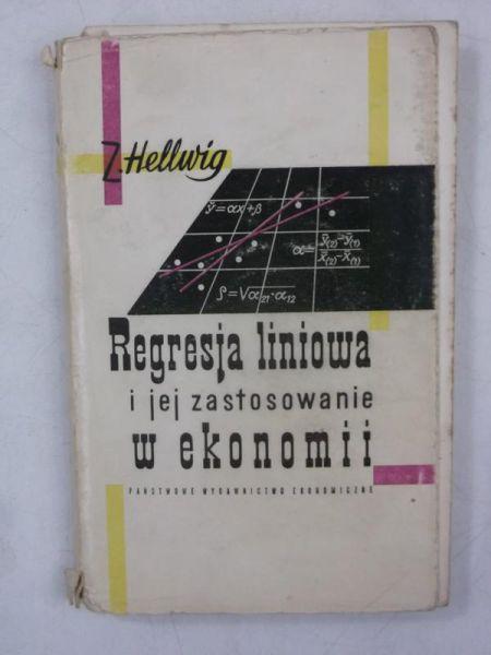 Regresja liniowa i jej zastosowanie w ekonomii