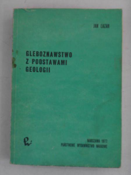 Gleboznawstwo z podstawami geologii