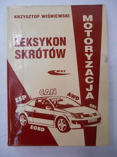 Wiśniewski Krzysztof - Leksykon skrótów