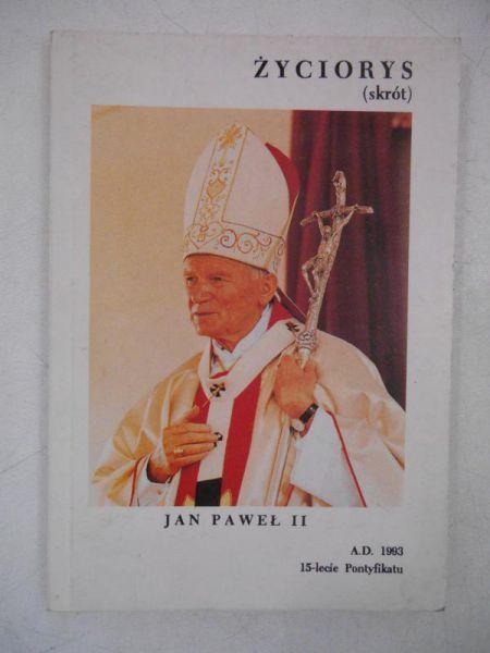 Jan Paweł Ii życiorys 700 Zł Tezeuszpl