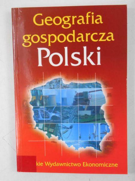 Fierla Irena (red.) - Geografia gospodarcza Polski