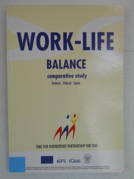 Work-Life . Balance comparative study