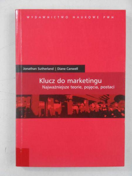 Canwell Diane - Klucz do marketingu