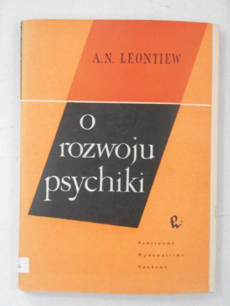 O rozwoju psychiki