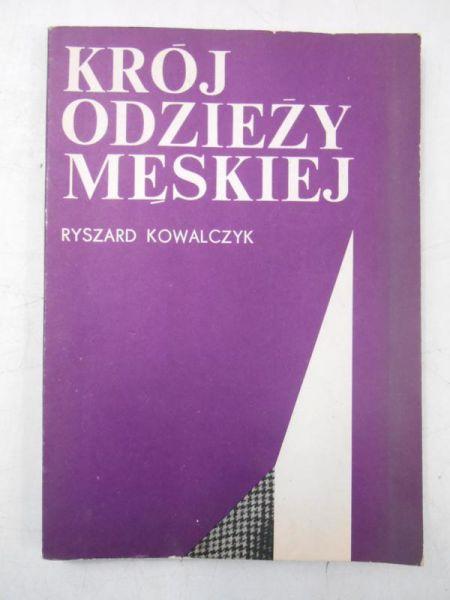 a7b56eb976 Kowalczyk - Krój odzieży męskiej - Ryszard Kowlczyk - 31.50 zł ...