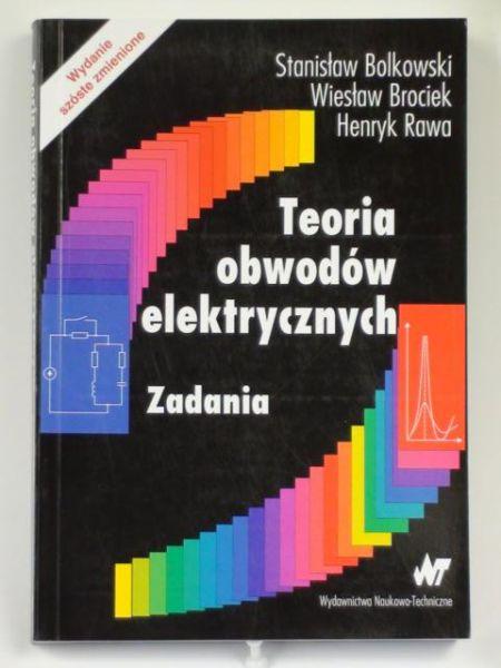 teoria obwodów elektrycznych bolkowski pdf chomikuj