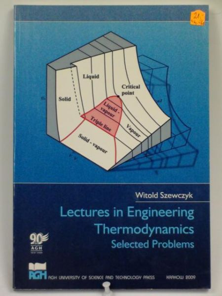 Lectures in engineering thermodynamics