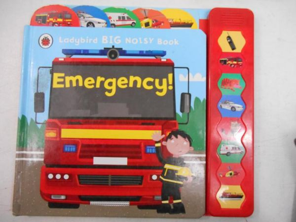 Ladybird Big Noisy Book. Emergency!