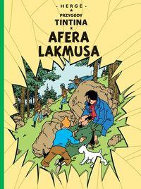 Przygody Tintina, Tom 18. Afera Lakmusa