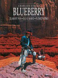 Blueberry Tom 5 Złamany Nos, Długi marsz, Plemię widmo