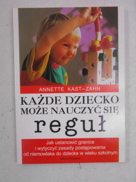 Każde dziecko może nauczyć się reguł