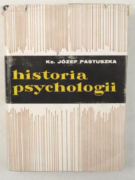 Historia psychologii
