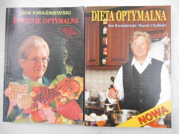 Dieta Optymalna Zywienie Optymalne Jan Kwasniewski 12 74 Zl