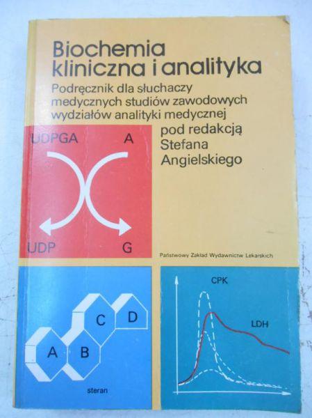 Biochemia kliniczna i analityka