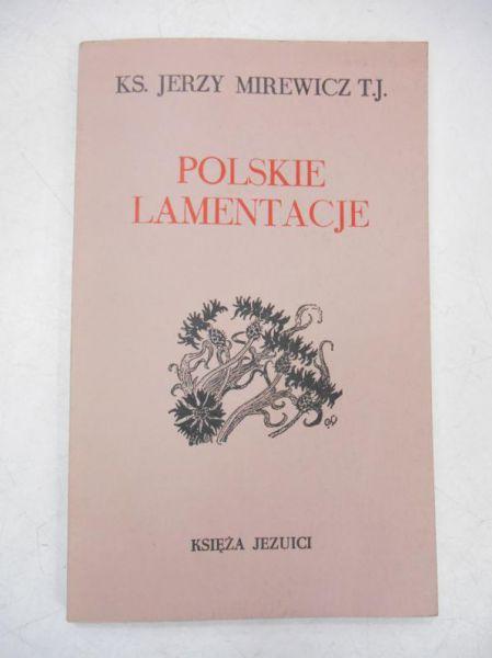 Polskie lamentacje