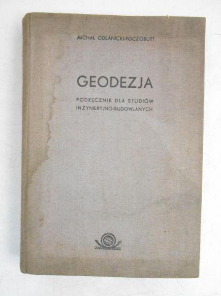 Geodezja. Podręcznik dla studiów inżynieryjno-budowlanych