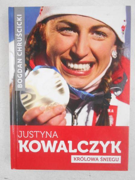 Chruścicki Bogdan - Justyna Kowalczyk. Królowa śniegu